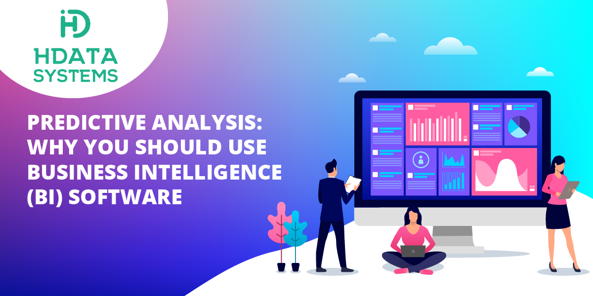predictive analysis business intelligence software
