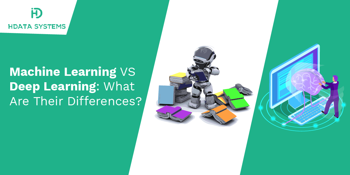 machine learning vs deep learning what are their differences