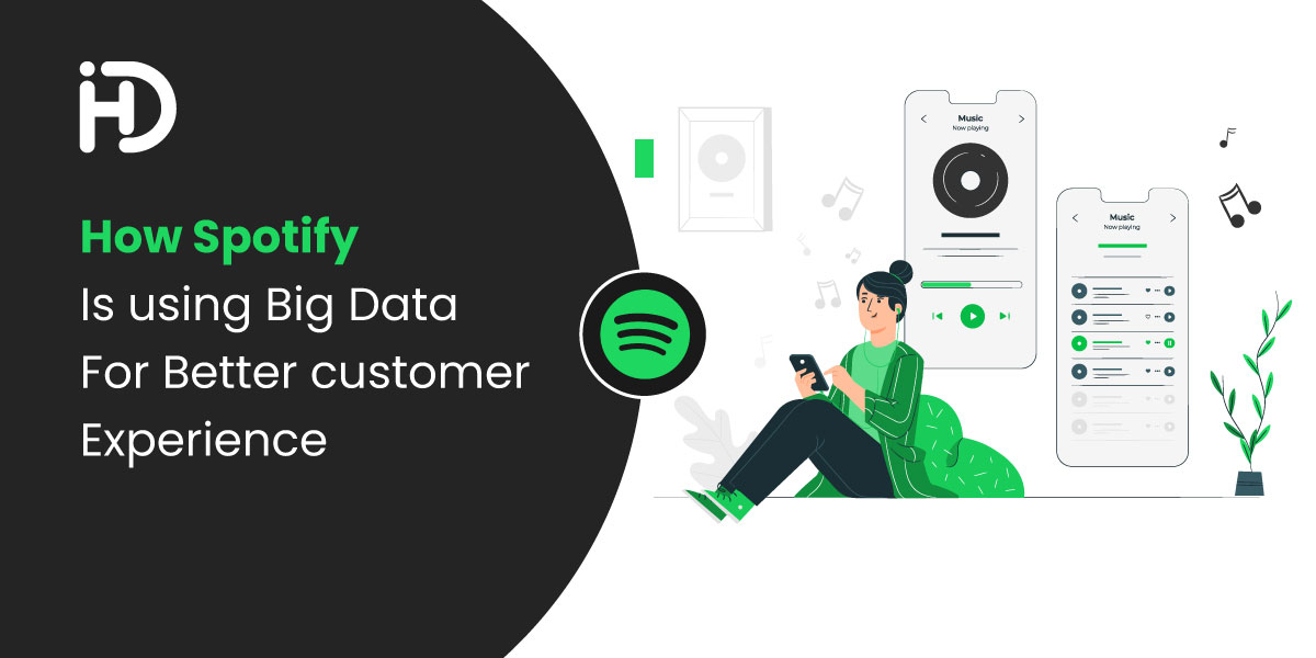 How Spotify is using Big Data for better customer experience