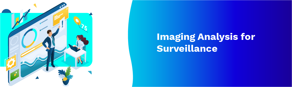 imaging analysis for surveillance